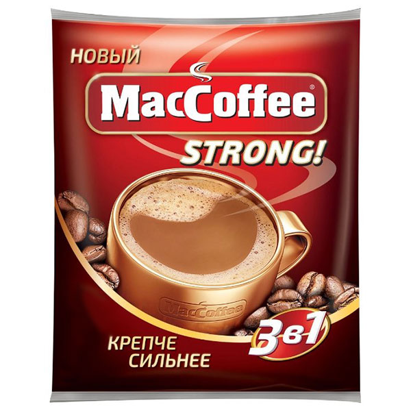 кофе-MacCoffee-Strong