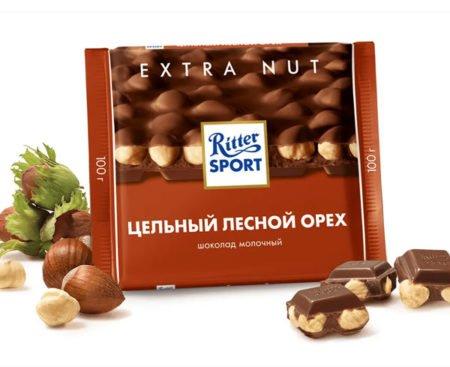 Шоколад-Риттер-Спорт-лесной-орех-молочный