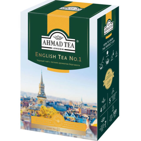 Чай-Ахмад-Английский-№1-листовой