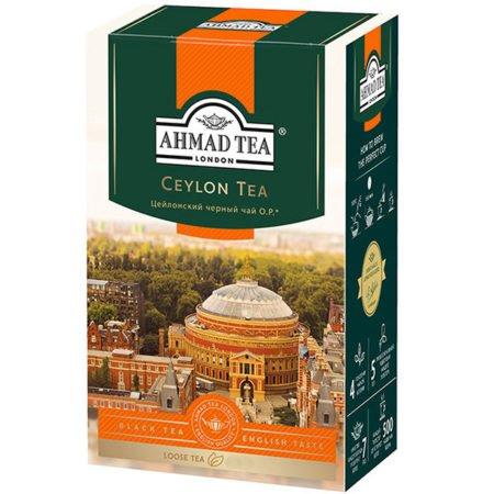 Чай Ахмад Цейлонский листовой