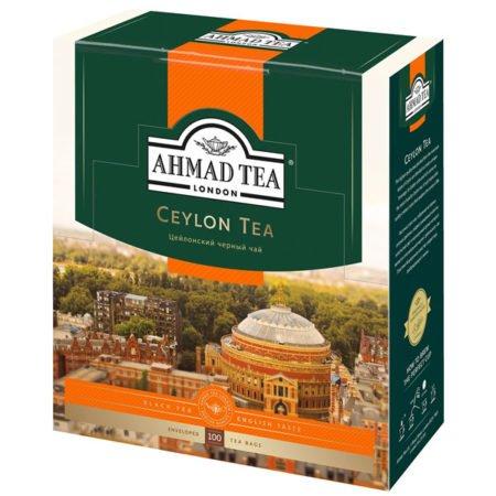 Чай Ахмад Цейлонский пакетированный