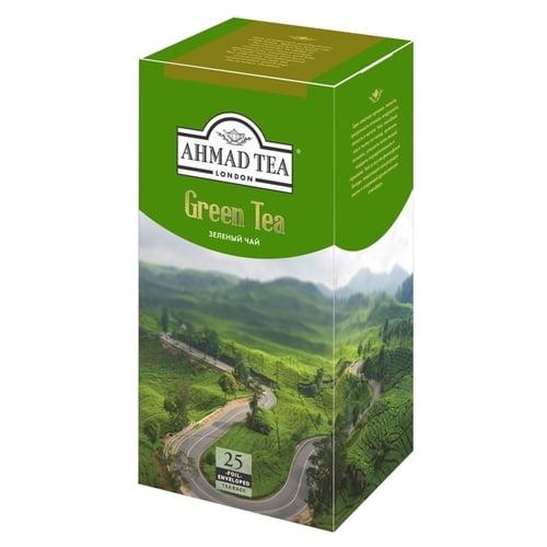 Чай-Ахмад-Зеленый-25-пак