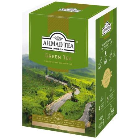 Чай-Ахмад-Зеленый-листовой
