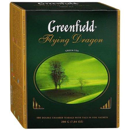 Чай Гринфилд Флаинг Драгон 100п.
