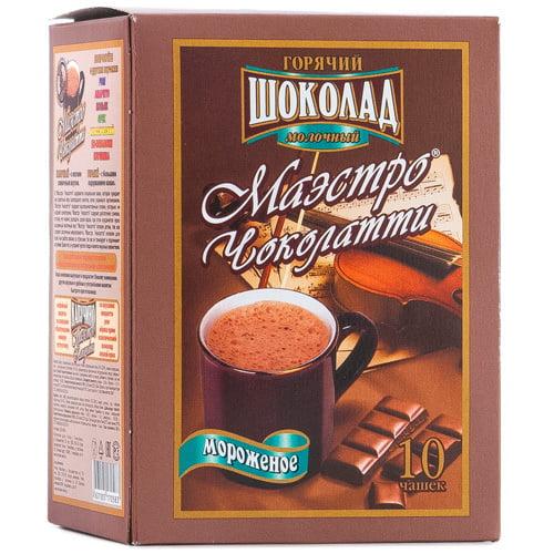 Горячий-шоколад-Маэстро-мороженое