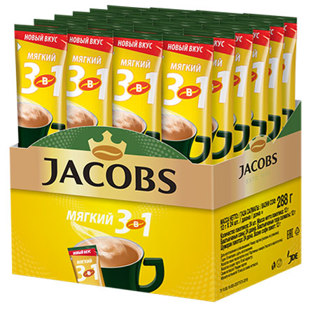 Кофе-Якобс-Монарх-Мягкий-3-в1