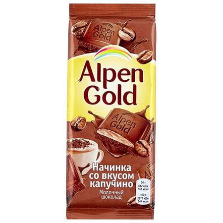 Шоколад-Альпен-Голд-Капучино