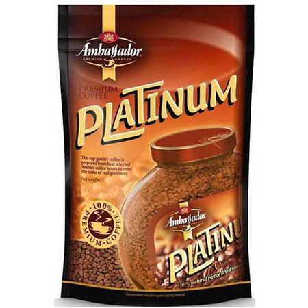 Кофе-Ambassador-Platinum