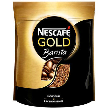 Кофе-Нескафе-Голд-Бариста