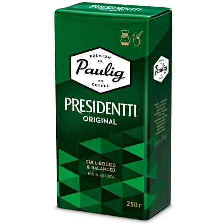Кофе-Паулиг-Президент-молотый-250гр