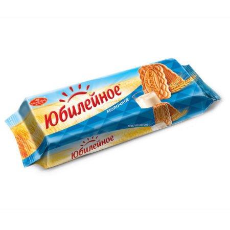 Печенье Юбилейное Молочное Витаминное