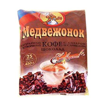 кофе-медвежонок-шоколад