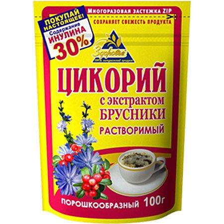 цикорий-с-брусникой