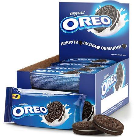 Печенье Oрео 38 грамм