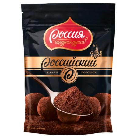 какао российский россия щедрая душа