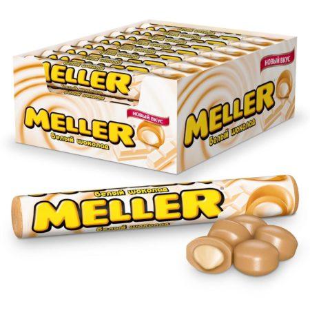 меллер белый шоколад