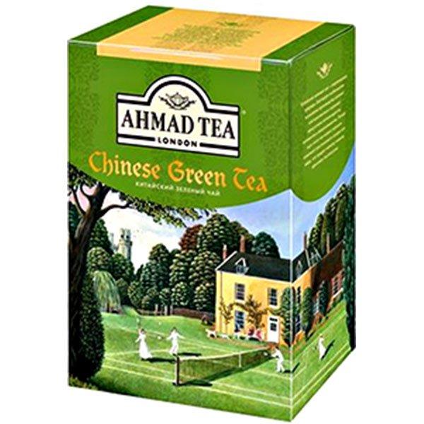Чай Ахмад Китайский зеленый 200 гр.