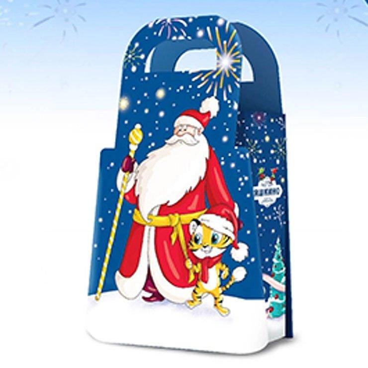 Новогодний-подарок-Дед-Мороз-мини