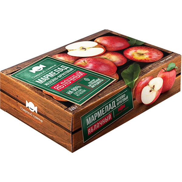 Мармелад-желейный-фруктовый-яблоко