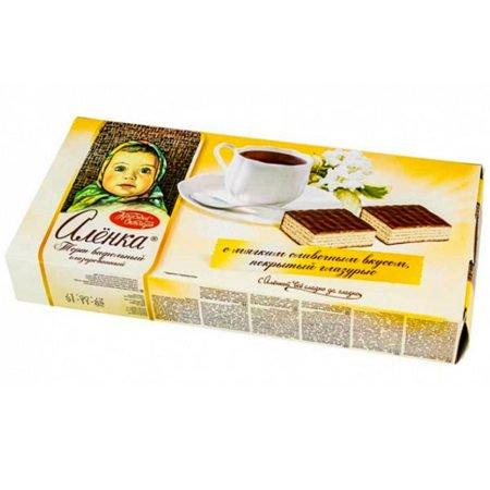Торт вафельный Аленка