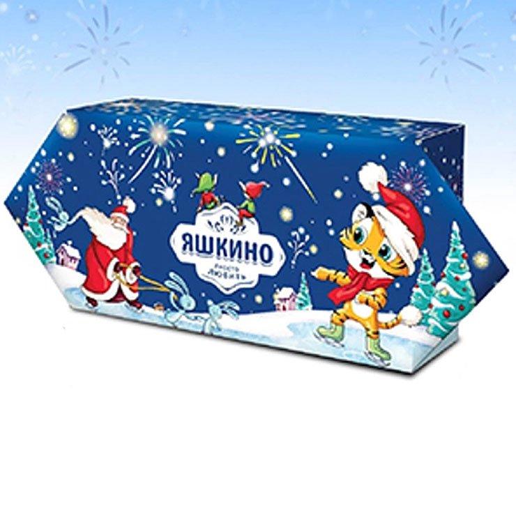 Новогодний-подарок-конфета