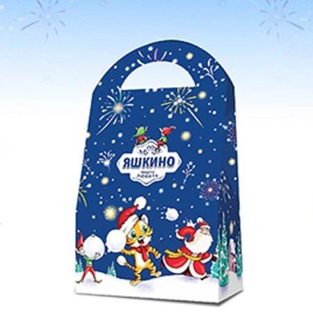 Новогодний-подарок-сумочка