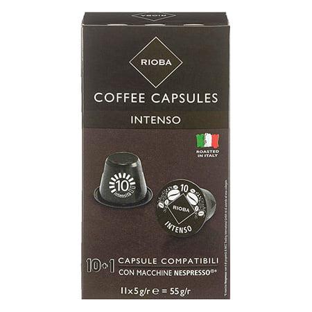 Кофе в капсулах Espresso Intenso 10шт*5гр