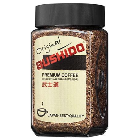Кофе Бушидо Оригинал 100гр.