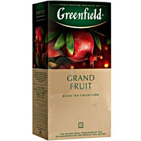 Чай Гринфилд Гранд Фрут 25п.