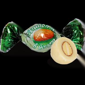 Конфеты Вкусладости Миндаль в йогурте, 1кг