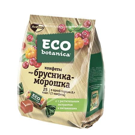 Конфеты Eco-botanica вкус брусника/морошка, 200 гр.