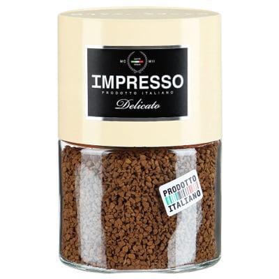 Кофе Импрессо Деликато 100 гр. с/б