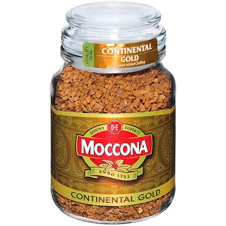 Кофе Моккона Голд 95г. с/б