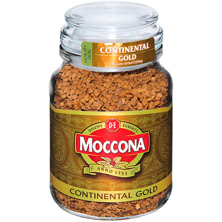 Кофе Моккона Голд 47,5г. с/б
