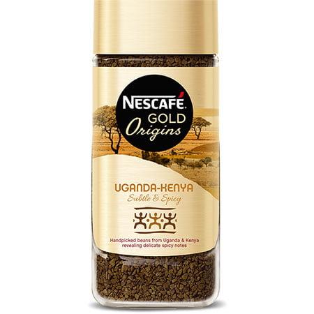 Кофе Нескафе Голд Оригинал Уганда-Кения 85г. с/б