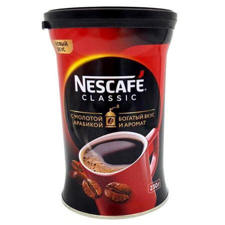 Кофе Нескафе Классик 230г. ж/б