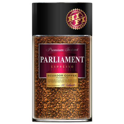 Кофе Parlament Espresso 100гр. с/б