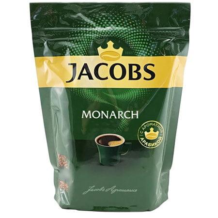 Кофе Якобс Монарх 130гр. м/у