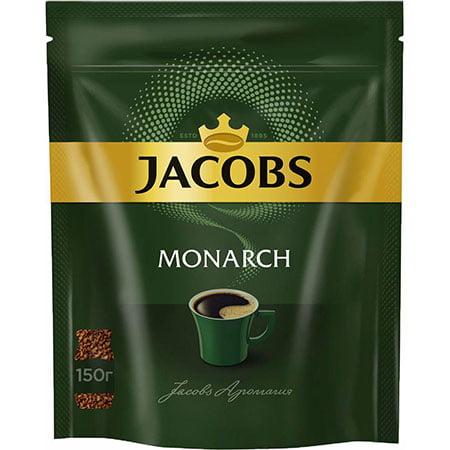 Кофе Якобс Монарх 150гр. м/у
