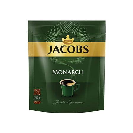 Кофе Якобс Монарх 75гр. м/у