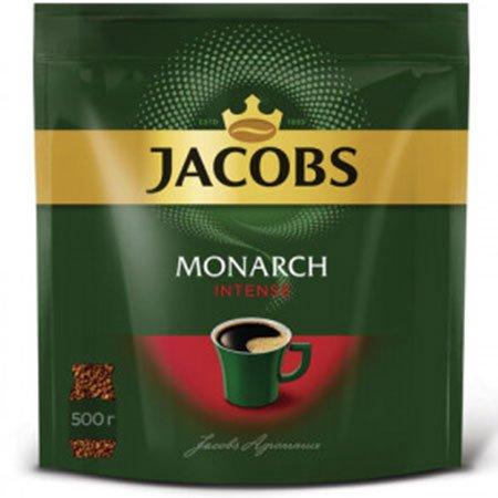 Кофе Якобс Монарх Интенс 500 гр. м/у