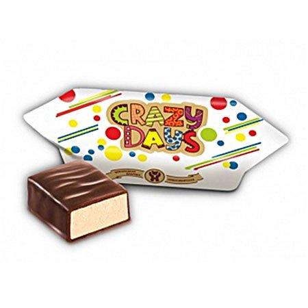 Конфеты Crazy Days ореховое пралине, 1кг