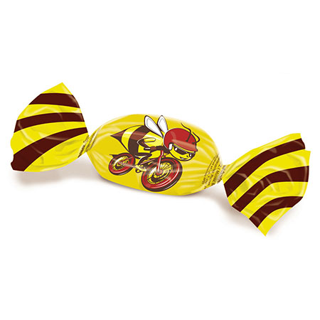 Конфеты Очумелый шмелик 1кг