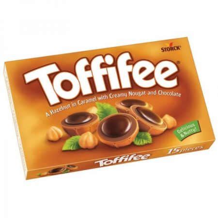 Конфеты Тофифи (Toffifee) 250 гр.