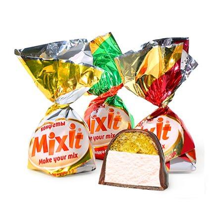 Конфеты шоколадные Mix it Make your mix, 1кг.