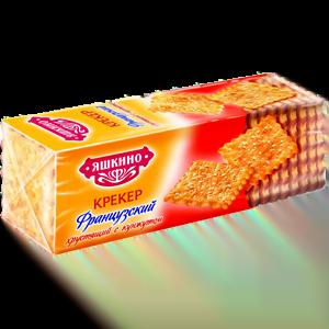 Крекер Яшкино Французский с кунжутом
