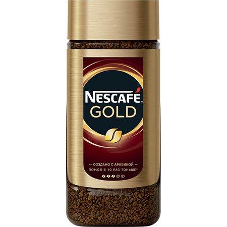 Кофе Нескафе Голд 190г. с/б