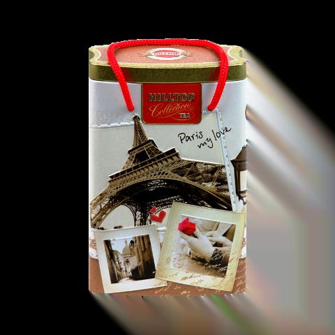 Чай Хилтоп Парижские каникулы б/п + Чай Королевское золото