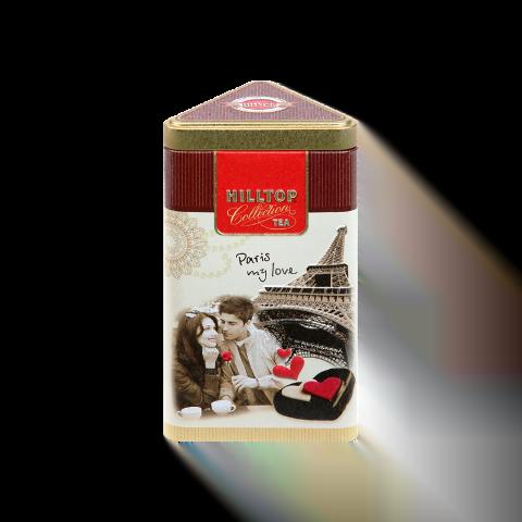 Чай Хилтоп Парижские каникулы ж/б + Чай с чабрецом