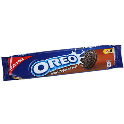 Печенье Орео Какао с Шоколадной начинкой 95 гр